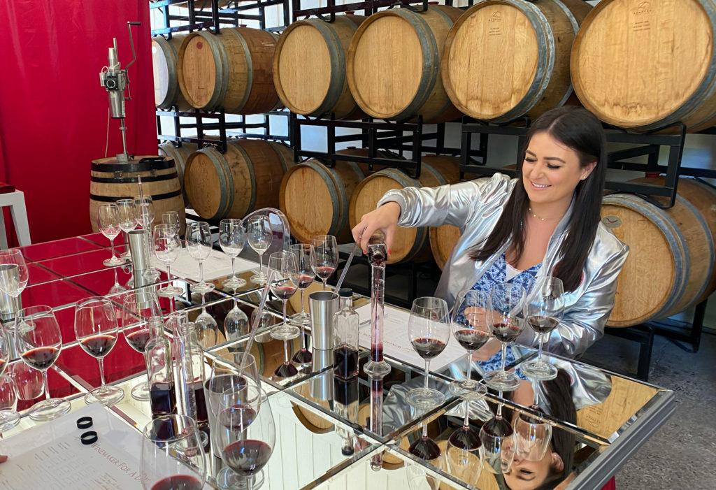 Wine Buatan Allison Oaks Vineyard Berdasarkan Type-nya